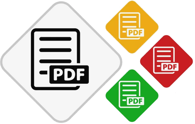 Appendix on Distiler including the needed parameters regarding PDF file creation
